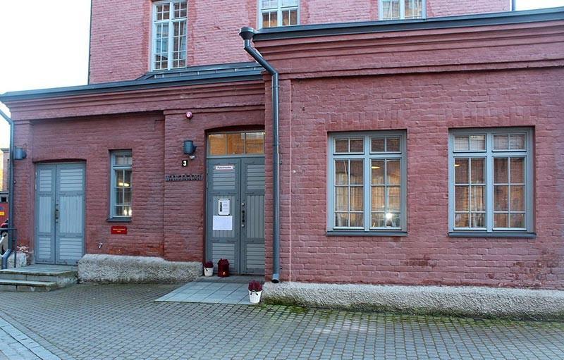 Aspa-koti Metsätuvan päivätoiminta toimii Tampereella Finlaysonin alueella.