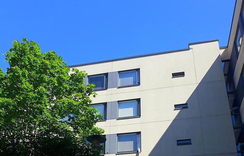Aspa-koti Muratti sijaitsee kerrostalossa Vantaalla.