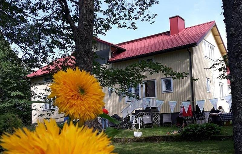 Aspa-koti Sillanpää sijaitsee omakotitalossa Salossa.